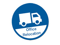 Office relocation and office moving